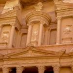 Petra the treasury - Skarbiec w Petrze
