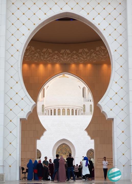 Meczet Szejka Zayeda