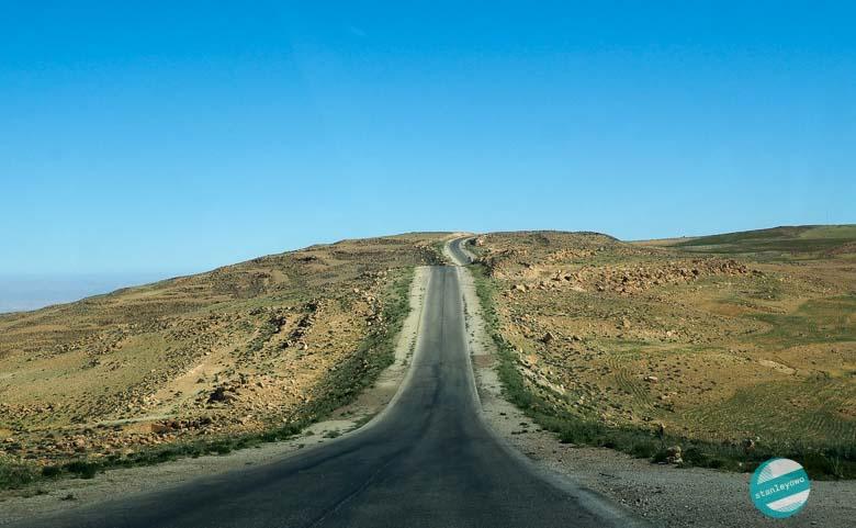Podróż do Jordanii