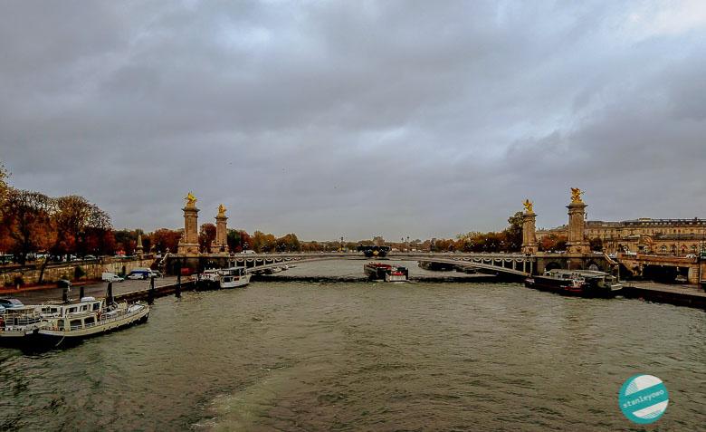 Most Aleksandra III - Paryż