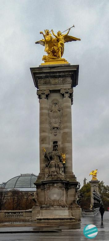 Paryż - Most Aleksandra III