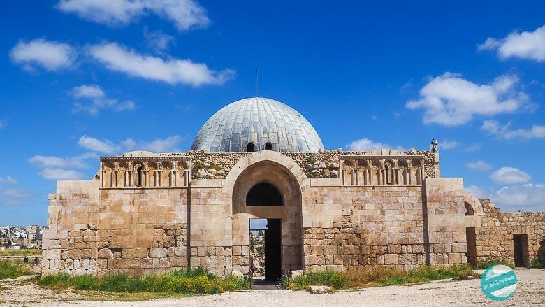 Pałac Umayyad - Amman
