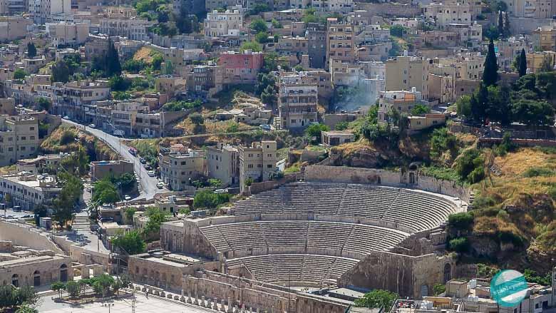 Teatr Romański - Amman