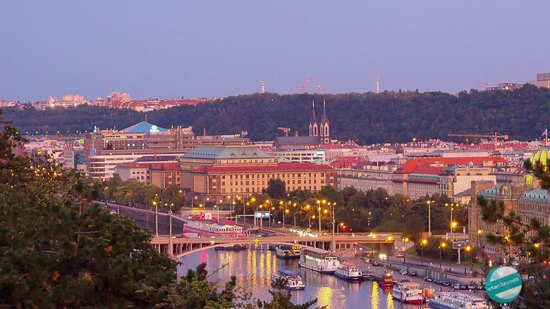 Praga w 2 dni