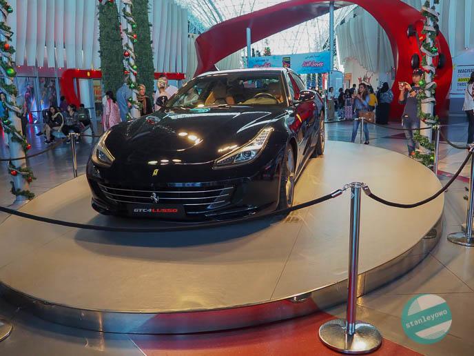 Fotorelacja z Abu Dhabi - Ferrari World