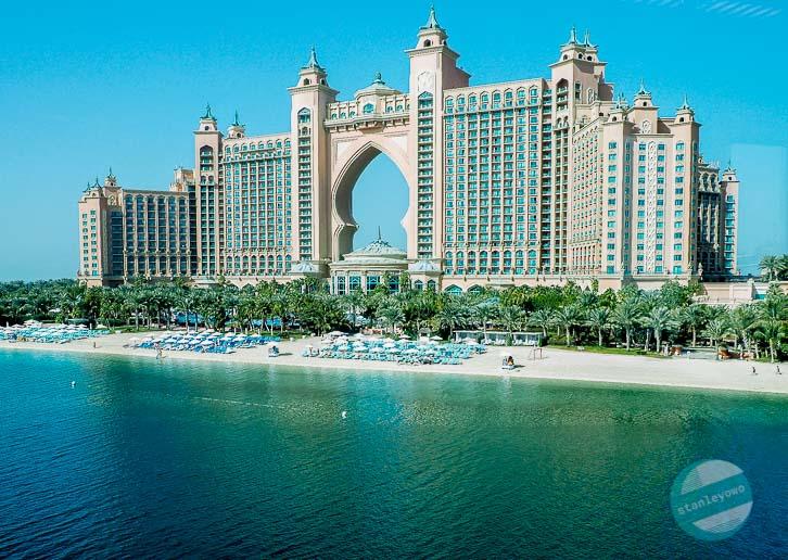 Zwiedzanie Dubaju