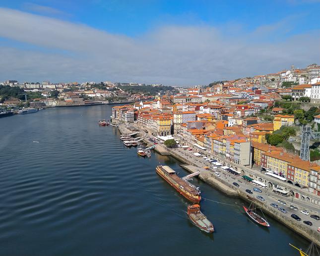 Podróż do Porto