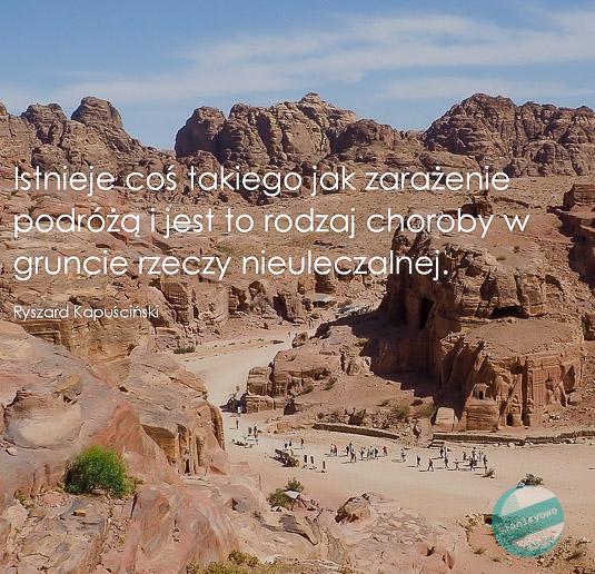 25 cytatów podróżniczych