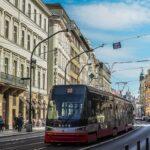 Komunikacja miejska w Pradze