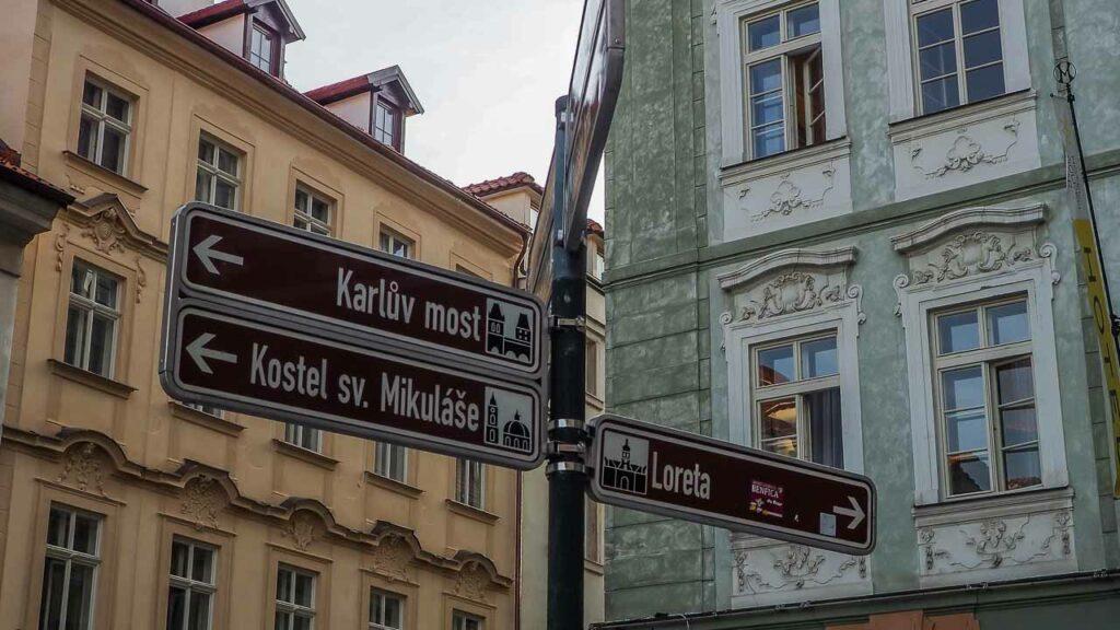 Transport miejski w Pradze
