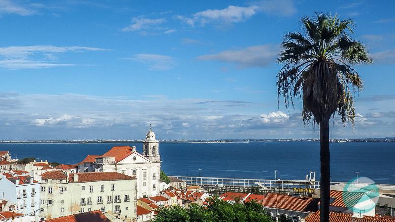 Klimatyczna Lizbona