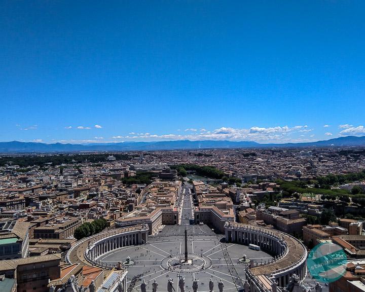 Zwiedzanie Watykanu