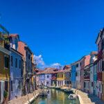 Kolorowe Burano