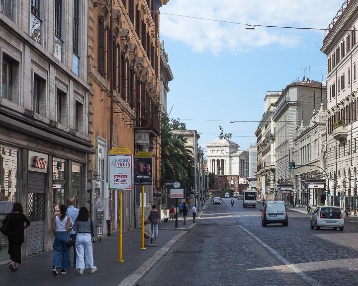 Transport w Rzymie